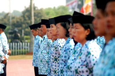 Pegawai Negeri Sipil (Foto: Adang Sumarna)