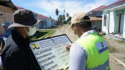 Delapan Perumahan bersubsidi di Gorontalo mendapatkan bantuan PSU (Foto: Istimewa)