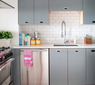 Dapur minimalis (Foto: pinterest.com)
