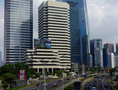 Ilustrasi Bangunan Gedung di Metropolitan Jakarta (Foto: Himawan Mursalim)