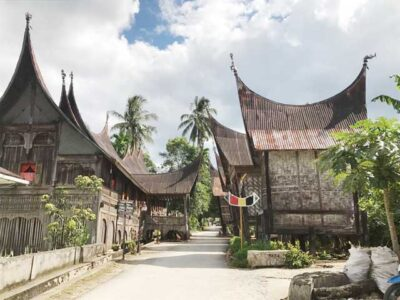Kawasan Saribu Rumah Gadang di Solok Selatan (Foto: Istimewa)