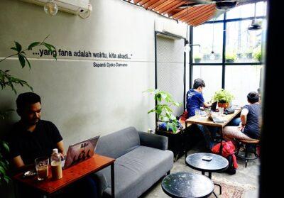 Ilustrasi penyewaan toko (Foto: Himawan Mursalim)
