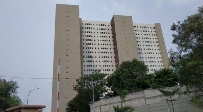 Salah satu Rumah Susun DP Nol Rupiah di Jakarta (Foto: Ardiansyah Fadli)