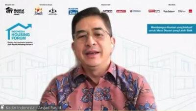 Ketua Umum Kadin Indonesia Arsjad Rasjid